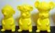 Blank Lab Mice - Yellow