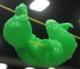 Sloth n Moth -  neon green