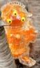 Crystal Clear Cheestroyer w Orange Insides