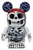 Vinylmation Pirates of the Caribbean 2 Series - Skeleton Helmsman