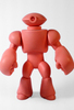 Megakeshi Galaxxor 1/1 Prototype in Pink Flesh
