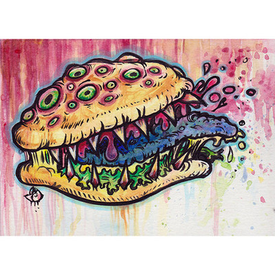 Toxic_cheeseburger-jacqueline_gallagher-ink_and_gouache-trampt-168933m