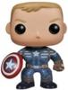 Marvel - Unmasked Captain America