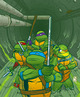 The Heroes in a Half Shell