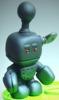 ROBOB R1 'Titanium' - toxic lime