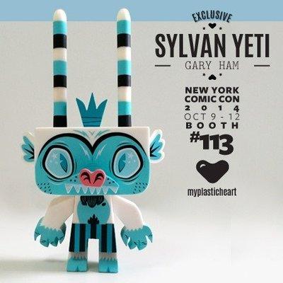 Slyvan_yeti_nycc_2014_myplasticheart_exclusive-gary_ham-sylvan-pobber_toys-trampt-173496m