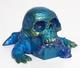 Skulor the Worm King - Custom Paint (Blue Metallic version)
