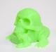 Skulor the Worm King - GID Green Resin Blank