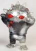 Micro Eyezon Custom - Metallic Silver