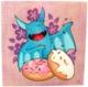 Sprinkles Bat