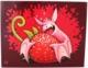 Strawberry Bat