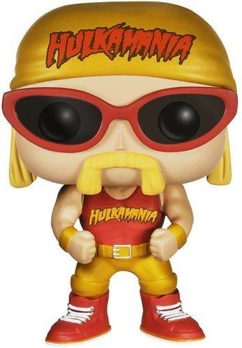 funko pop hulk hogan wwe exclusive