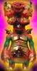 Frank Mysterio x BLObPUS Antichrist 666 [One off custom A]