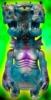 Frank Mysterio x BLObPUS Antichrist 666 [One off custom C]