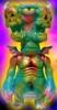 Frank Mysterio x BLObPUS Antichrist 666 [One off custom E]