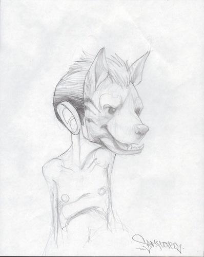 Hyena_drawing-sam_flores-graphite__ink-trampt-175193m