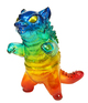 Custom painted Kaiju Negora rainbow 4