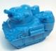 Kaiju Tank - Blue