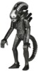 Alien ReAction Figures Series 2 - Metallic Alien