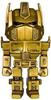 24k Gold Optimus Prime