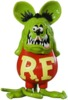 "RAT FINK ""Yellowish Green"""