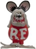 "RAT FINK ""Retro Gray"""