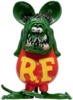 "RAT FINK ""Dark Green"""