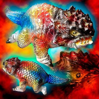 Underground_monster_vias_glass_active_throughout_the_life_ver__vaiaguras_blobpus_paint_ver-blobpus-a-trampt-176326m