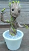 baby groot - fully painted
