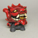 Business Class Shisa - Red
