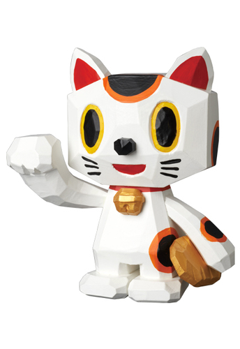 Luck_beckoning_cat_-_small-murabayashi_kenji_morrison-birato-medicom_toy-trampt-176789m