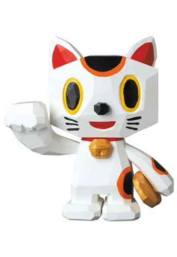 Luck_beckoning_cat_-_small-murabayashi_kenji_morrison-birato-medicom_toy-trampt-176791m