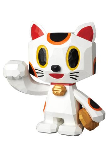 Luck_beckoning_cat_-_large-murabayashi_kenji_morrison-lucky_cat-medicom_toy-trampt-176792m