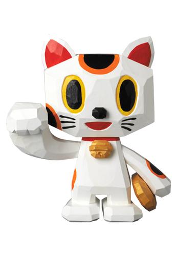Luck_beckoning_cat_-_large-murabayashi_kenji_morrison-lucky_cat-medicom_toy-trampt-176794m