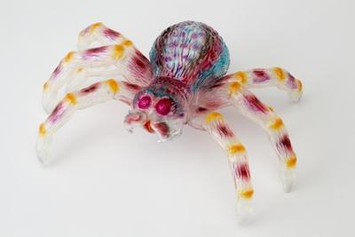 Clear_red_baron_spider-hinomaru-ya_m1go_yuji_nishimura_tsuburaya-spider_baron-hinomaru-ya-trampt-177360m