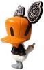 Pumpkin Cap Duck