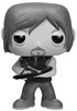 The Walking Dead - Daryl Dixon (Black & White)