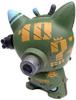 Mech Tank Trikky with PilotBot