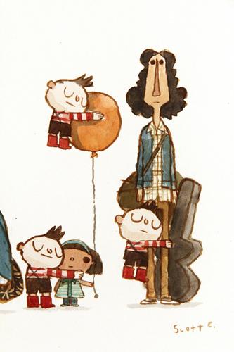 Hug_machine_-_family-scott_campbell_scott_c-watercolor-trampt-179324m
