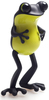 Apo Frogs - Lime Black