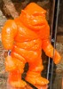 Itamu - orange unpainted