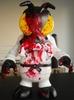 Skull Bee - Secret Base 2nd Anniversary Ring Set - bloody ver