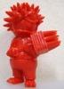 Mini Thorn Ball-Man - unpainted red