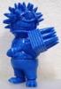 Mini Thorn Ball-Man - unpainted blue