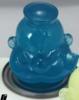Spinach Head - blue