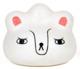 Custom Pocket Pork Dumpling : Bear Buns White with Pink Ears