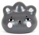 Custom Pocket Pork Dumpling : Bear Buns Grey with Pink Cheeks