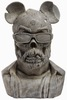 Stone Kozik Bust with Mickey Ears