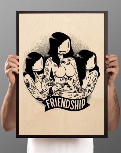 Friendship-mcbess_matthieu_bessudo-gicle_digital_print-trampt-184979m