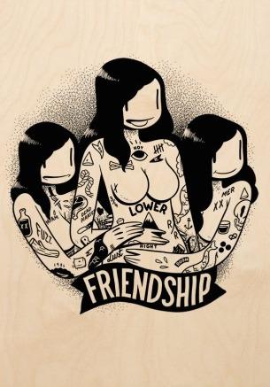 Friendship-mcbess_matthieu_bessudo-gicle_digital_print-trampt-184980m